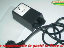 Priza 220 volticomandata pneumatic