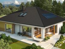 Casa individuala cu 600 mp gradina în Măgurele