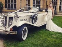 Masini de epoca de inchiriat pentru Nunti