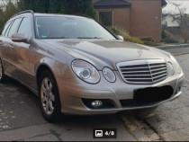 Mercedes e 220 2007