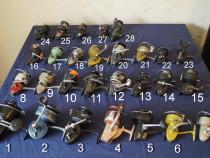 Mulinete de colectie, vechi, vintage, DAM, Germina, Mitchell