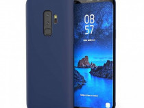 Husa Telefon Silicon Samsung Galaxy S9 Plus g965 Matte Dark