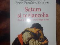 Saturn si melancolia - Raymond Klibansky