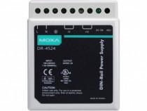 Alimentator Moxa DR-4524 , 24 VDC 45 W, montare pe șină DIN