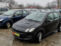 Smart ForFour1.5 Diesel -Automat -Panorama-Euro 4