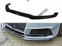 Prelungire splitter bara fata Audi RS3 8VA Sportback v1