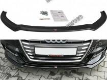 Prelungire splitter bara fata Audi S3 8V Sportback FL v2