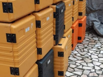 Termobox cu 4 gn 1/1 de 100mm cu capac,Import Germania