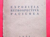 Paciurea, Catalog de arta, Retrospectiva, 1932