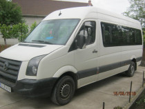Microbuz vw crafter