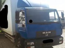 Dezmembrez MAN 8163, an 2002