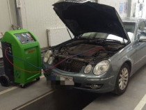 Service A.C. auto, incarcare freon