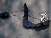 Broasca incuietoare cu maner usa stg fata FORD FOCUS 98-2004