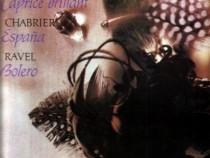 Ceaikovski, Glinka, Chabrier, Ravel, LP Eterna