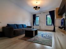 Inchiriez apartament 2 camere aranjat modern zona A.Muresanu