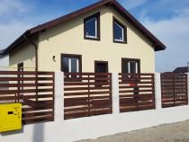 Vila individuala 3 camere comuna Berceni, Bucuresti-Ilfov