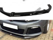 Prelungire splitter bara fata VW Golf 6 R Cupra 08-12 v9