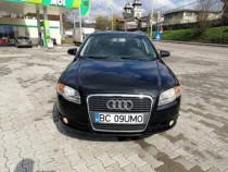 Audi A4 B7 - 7+1 trepte