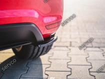 Prelungire splitter bara spate VW Polo Mk5 GTI 6R 09-14 v4
