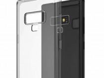 Husa silicon Samsung Galaxy Note 9, carcasa transparenta pro