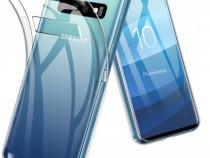 Samsung S10E S10 S10 Plus - Husa Ultra Slim Silicon Transpar