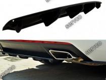 Prelungire splitter bara spate Skoda Octavia MK3 RS FL v4