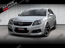 Prelungire splitter bara fata Opel Vectra C MK3 OPC LINE v1