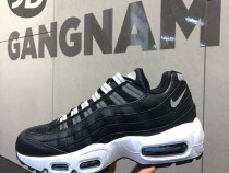 Nike Air max 95 black Reflect silver 41