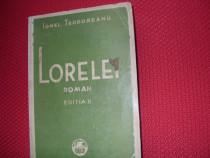 Ionel Teodoreanu - Lorelei ( editia a ll-a, rara ) *