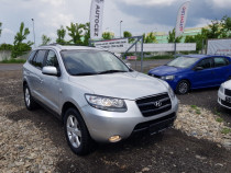 Hyundai santa fe an 2010 / 7 locuri full option