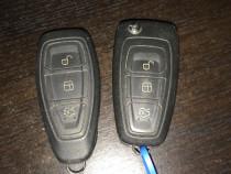 Carcasa cheie normala si keyless entry Ford kuga , Mondeo