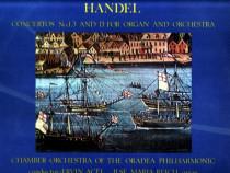 Haendel: Concertos 1,3&13, LP vinil Electrecord
