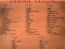 Tangouri Celebre, 5LPs vinil Electrecord