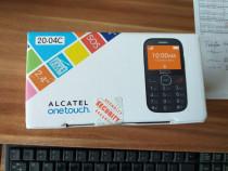 Telefon Alcatel 20-04C Black Nou