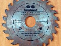 Freza disc - D.ext 115 x 1 mm (d.int 22 mm)