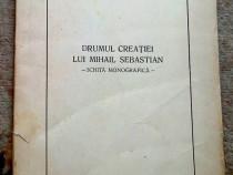 Drumul creatiei lui Mihail Sebastian, N. Barbu, 1955