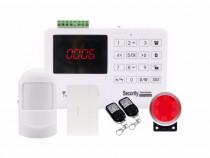 Sistem de alarmă GSM 810B-2 din 2018 cu 99 Zone Wireless