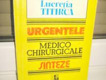 2591-I-L.Titirca-Urgente medico-Chirurgicale, Bucuresti 1996