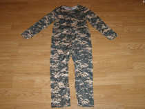 Costum carnaval serbare militar soldat 7-8 ani