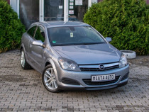 Opel astra h gtc cosmo coupe 2007 1.9 diesel navi euro 4