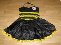 Costum carnaval serbare albina albinuta pentru adulti L