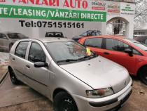 Fiat Punto 1.3 Benzina-clima-Germania-Finantare