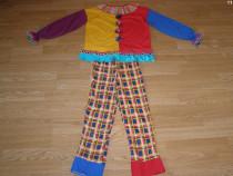Costum carnaval serbare clovn claun 10-11 ani