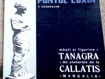 Figurine tip Tanagra la Callatis, V. Canarache, 1969
