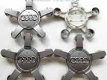 Capace jante aliaj Audi Q7 cod 4L0 601 165 D 5x130 Capacele
