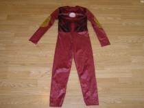 Costum carnaval serbare iron man pentru copii de 4-5-6 ani