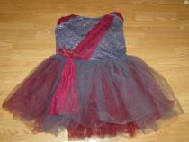 Costum carnaval serbare rochie dans balet gala adulti S-M