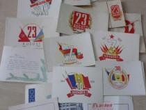 Amintiri din epoca de aur. Cartoline comuniste!