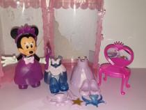 Minnie mouse printesa cu accesorii