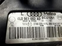 Far stânga Audi Q7 Full Led 2012